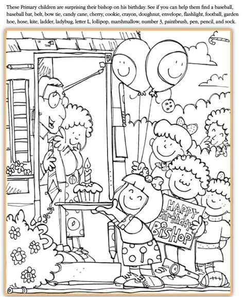 free coloring pages of choose the right lds