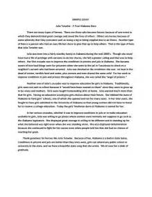 Sample Of An Essay How To Write Your Hero Essay