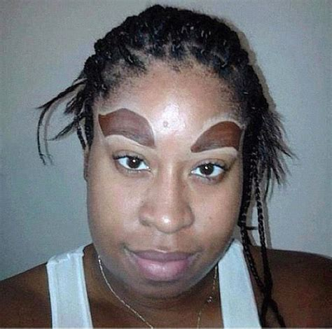 these 25 people have the worst eyebrows in the history of