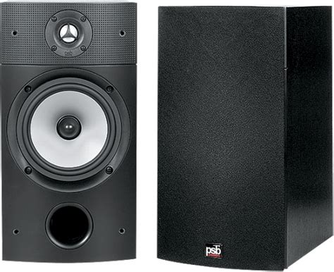 psb speakers image 2b bookshelf speakers review and test