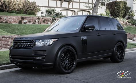 black land rover matte black range rover www imgkid com the image kid