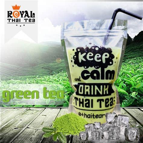 Teh Thailand royal thai tea bisnis waralaba yang menjanjikan