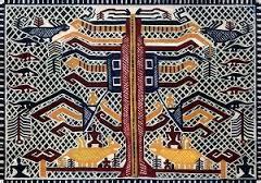 Tapis Motif Perahu gambar keterangan motif batik indonesia terlengkap