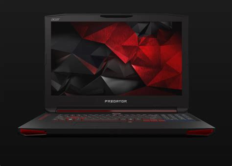 Laptop Acer Predator acer announces the availability of its new predator gaming