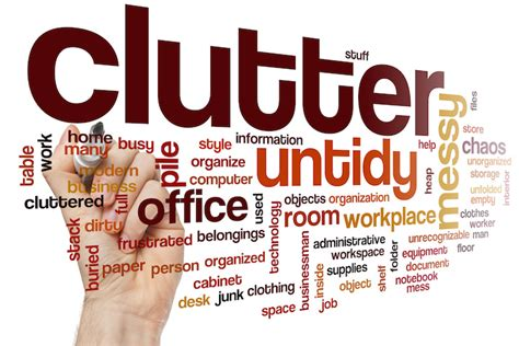 define clutter what is clutter clutter free family