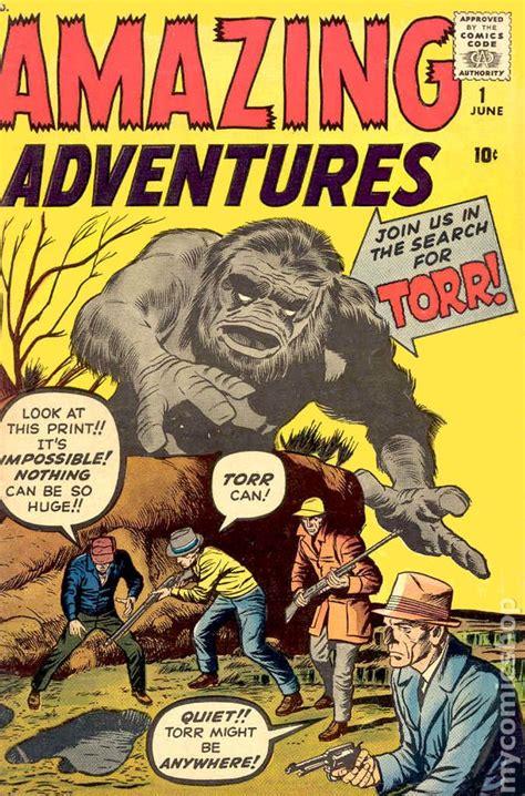 Amazing Adventures amazing adventures 1961 1st series comic books