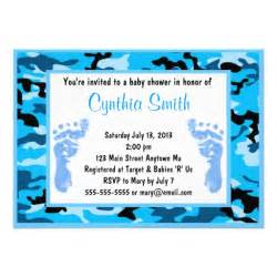 blue camo baby shower invitations 244 camouflage baby shower invitations camouflage baby