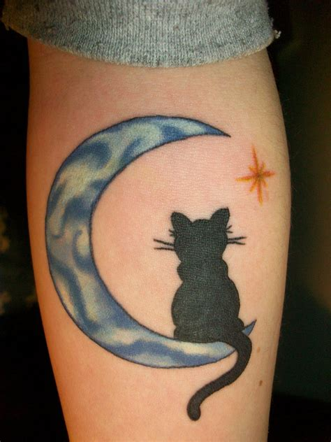 tattoo meaning half moon meanings and ideas of half moon tattoos for girls