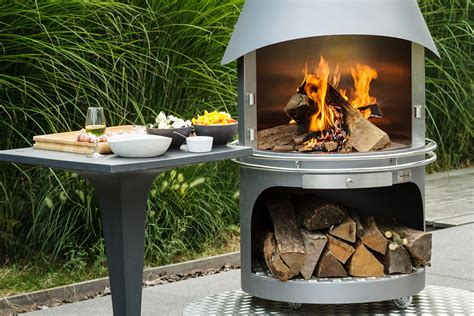 Chiminea Philippe by Chiminea Bbq Available From Mills My