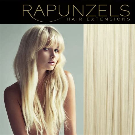 platinum blonde weave platinum blonde lightest blonde rapunzels human hair