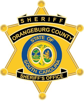 Orangeburg County Sheriff S Office by Sled Investigating After Orangeburg County Deputy Fired