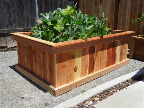 raised cedar garden bed raised cedar garden bed designs outdoor furniture best