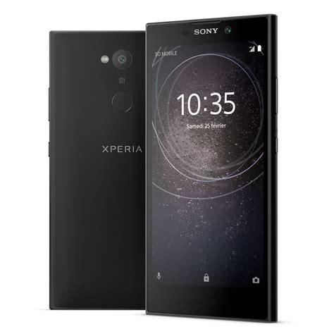 sony dual sim mobile sony xperia l2 dual sim 32 go noir mobile smartphone
