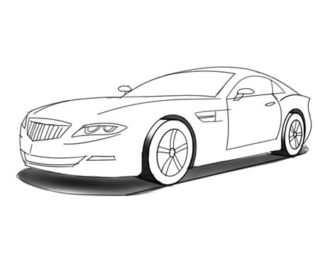 how to draw a 458 junior car designer how to draw a car in two point perspective 16 junior