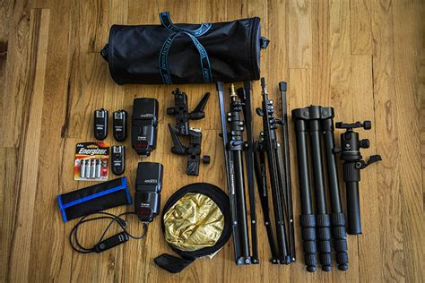 lighting kit photography how to build the best on location photography lighting kit