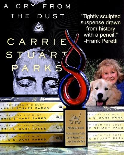 the bones will speak a gwen marcey novel books a cry from the dust carrie stuart parks author