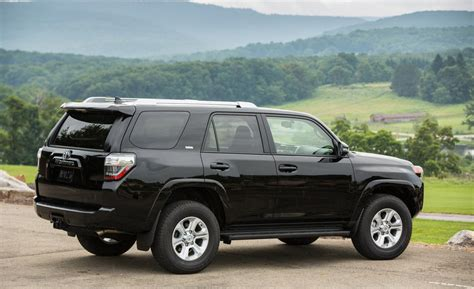 toyota sr5 4runner car and driver