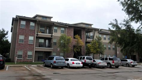Apartment Complex In Houston On Avenue Terrace A Mixed Income Apartment Complex Built By