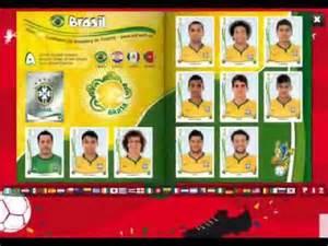 My World Sticker Book my panini sticker album brazil 2014 world cup
