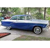 1956 Ford Customline Victoria For Sale Crawfordville Florida
