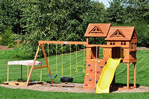 how much do swing sets cost 2018 playground and swing set installation cost