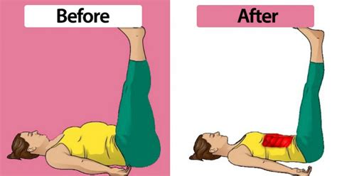 easy  abdominal exercises  women    home