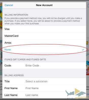 how to make a free apple id without credit card как создать учётную запись apple id без кредитной карты