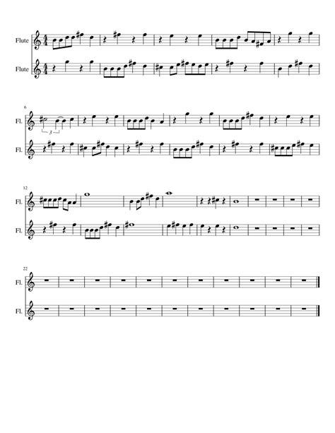 ill  tracer tik tok   flutes sheet