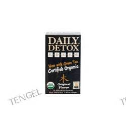 Wellements Daily Detox Tea by The Detox It Sprawdź