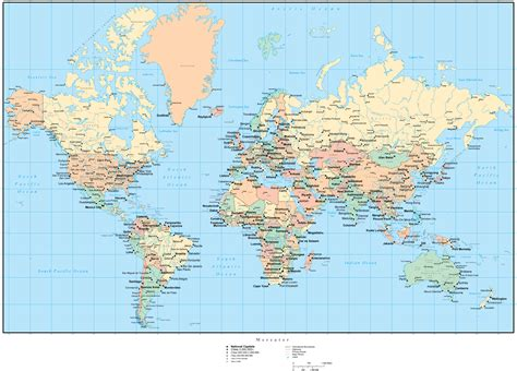 world map of cities and countries harta lumii musictokens