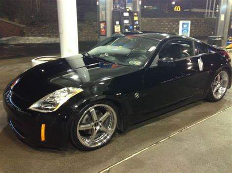 Sell Used 2008 Nissan 350z Nismo Coupe 2 Door 3 5l In Pine