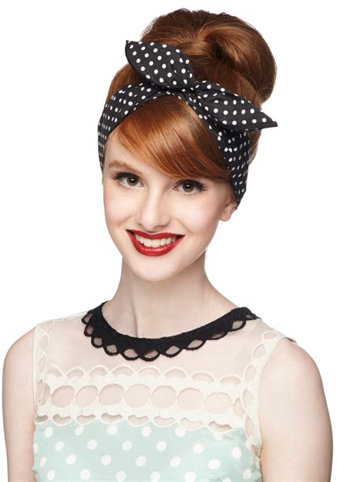 Simple Pin Up Hairstyle easy pin up hairstyles immodell net