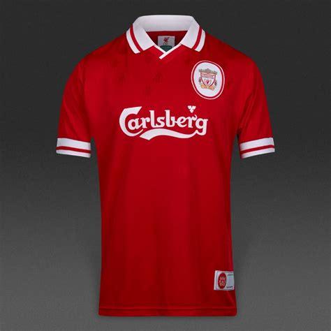 Hoodie Liverpool Retro score draw liverpool 1996 shirt mens replica shirts retro football shirts white
