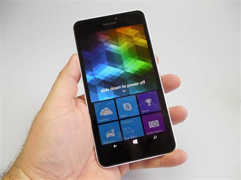 Microsoft Lumia 640 Xl Lte Review Shines Bright With A Crisp Display S A Mixed
