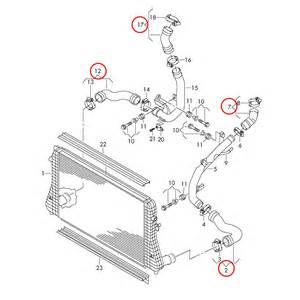 silicone boost hose kit mkvii volkswagen gti golf r 8v audi a3 s3 tt tts mqb 2 0t 3