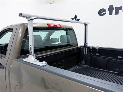 Thule Truck Rack by Thule Xsporter Pro Adjustable Height Truck Bed Ladder Rack