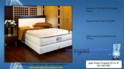 Tempat Tidur Guhdo Nomor 2 bed guhdo harga