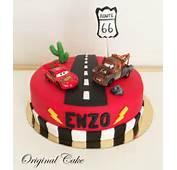 G&226teau Flash Mc Queen Cars  Original Cake