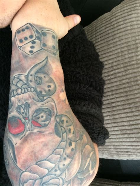 infected tattoo care tips some advice on pictures to pin on pinterest tattooskid
