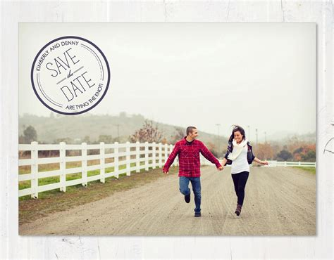 Save The Date by Save The Date Wedding Story Style