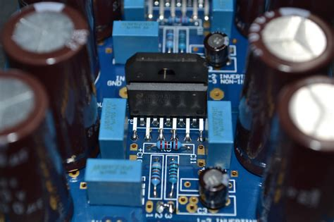 Power Gainclone Lm3886 Stereo 68w lm3886 lifier