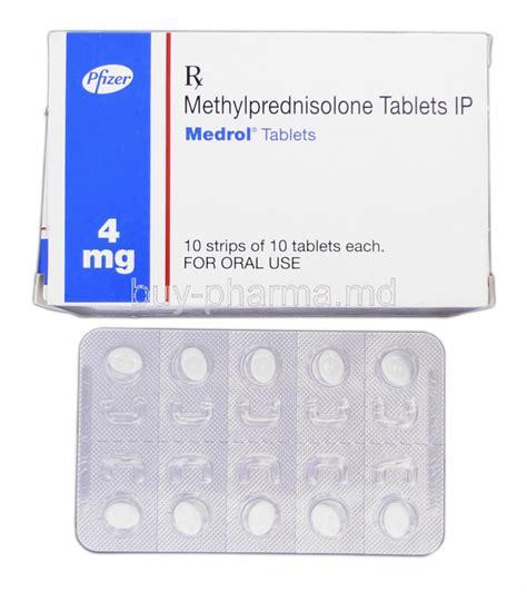 Methylprednisolon 4mg image gallery medrol 4 mg