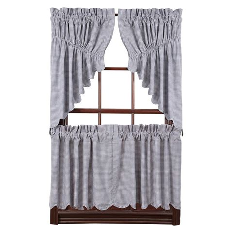36 x 36 curtains maddox prairie curtain swag 36 quot x 36 quot x 18 quot