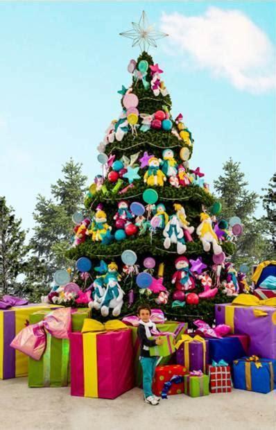 alquiler de 225 rbol de navidad gigante