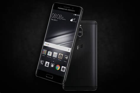 Huawei Mate 9 Porsche Design With Dual Camera Techologie
