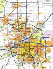 colorado toll roads map denver