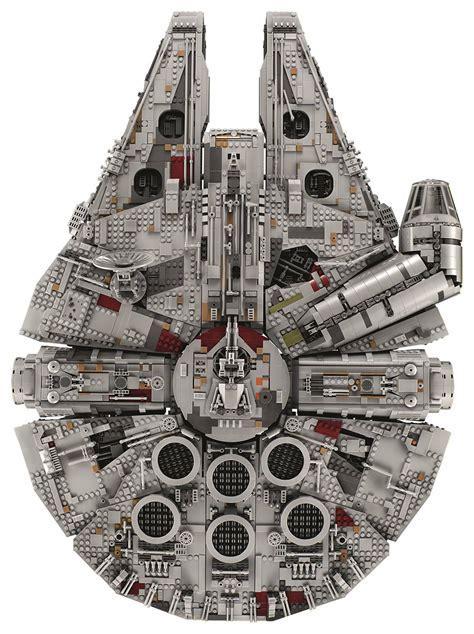 best lego millenium falcon lego ucs millennium falcon 2017 is the largest official