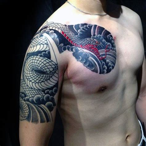 snake tattoos for men pin pin cobra designs for picture to