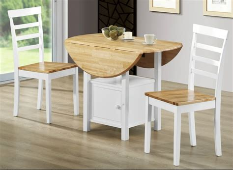 Drop Leaf Dining Tables For Small Spaces Fascinating Drop Leaf Dining Table For Small Spaces Pics Designs Dievoon