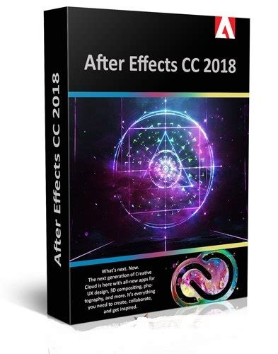 Adobe After Effect Cc 2018 64 Bit Version adobe after effects cc 2018 version kopi arsip